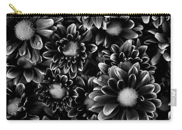 A Bouquet  Carry-all Pouch