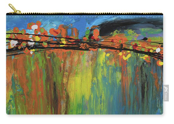 A Brilliant Reflection Carry-all Pouch