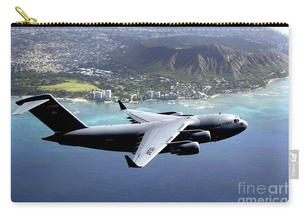 A C-17 Globemaster IIi Flies Carry-all Pouch