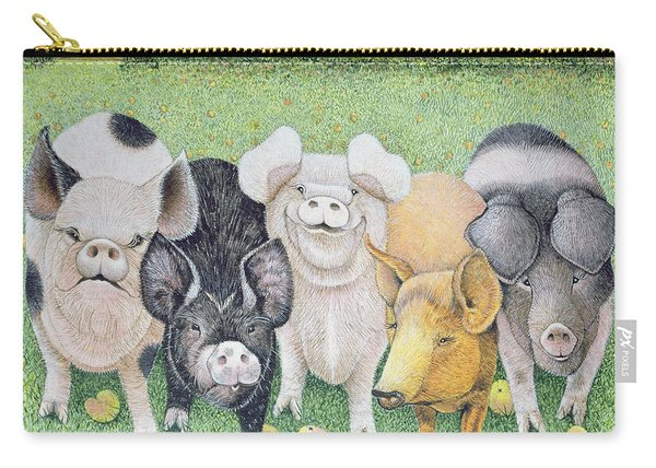 A Chorus Line Carry-all Pouch
