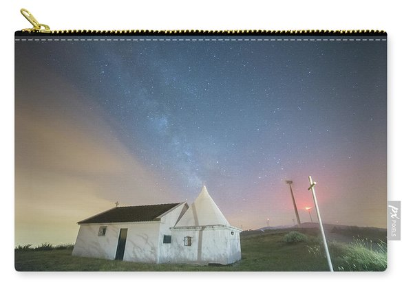 A Church In Fafe Carry-all Pouch