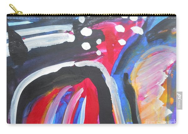 A Colorful Path Carry-all Pouch