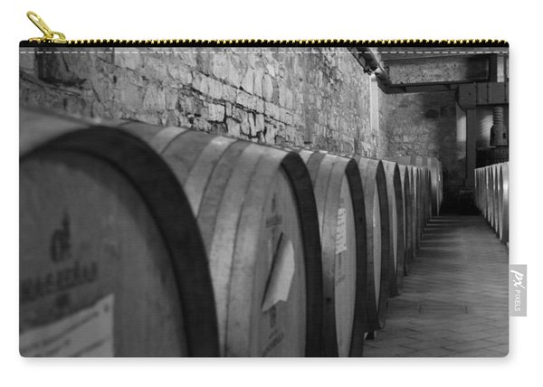A Cool Dry Cellar Carry-all Pouch