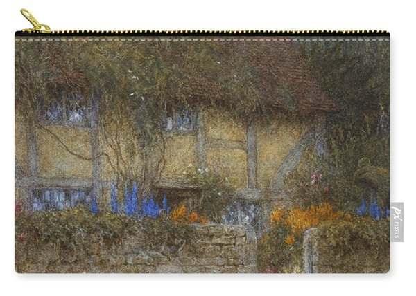 A Cottage Near Godalming Surrey Carry-all Pouch