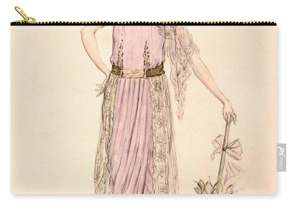 A Day Dress Carry-all Pouch