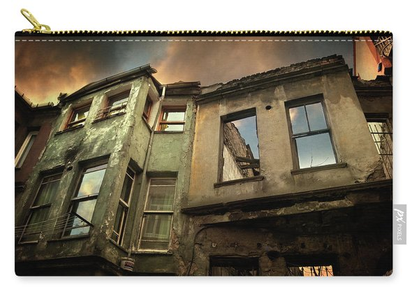 A Day In Balat Carry-all Pouch