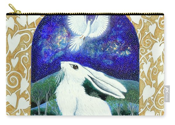 A Deep Thought Carry-all Pouch