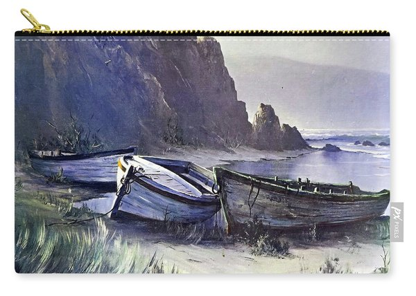 A Delta Mural - Courtland Ca Carry-all Pouch