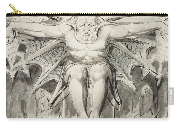 A Destroying Deity Carry-all Pouch