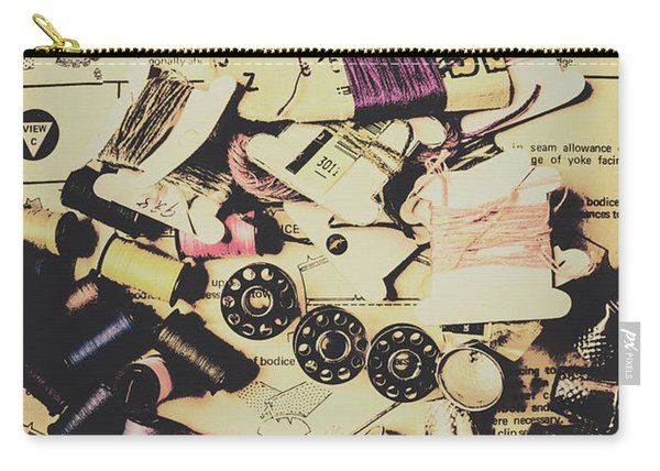 A-dressing Fashion Design Carry-all Pouch