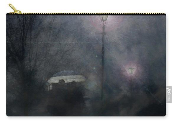A Foggy Night Romance Carry-all Pouch