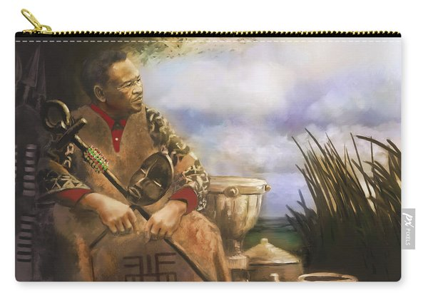 A Fundi's Wisdom Carry-all Pouch