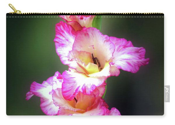 A Gladiolus Carry-all Pouch