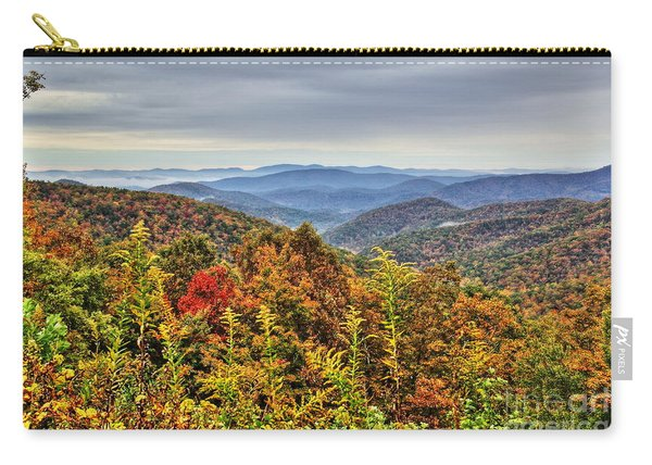 A Good Place To Ponder Carry-all Pouch