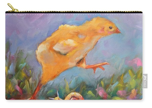 A Gracious Friend Carry-all Pouch