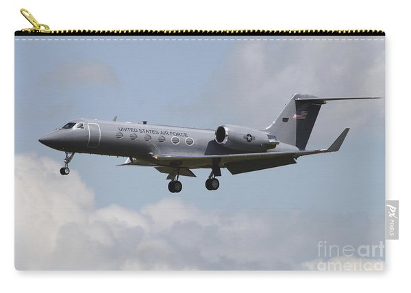 A Gulfstream C-20h Executive Transport Carry-all Pouch