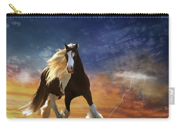 A Gypsy Storm Carry-all Pouch