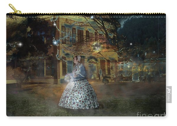 A Haunted Story In Dahlonega Carry-all Pouch