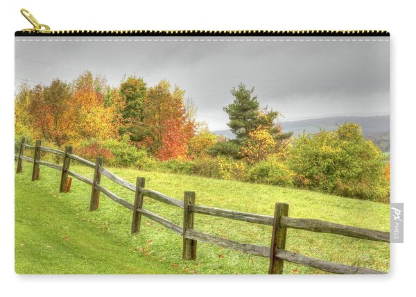 A Highland Forest Autumn Carry-all Pouch
