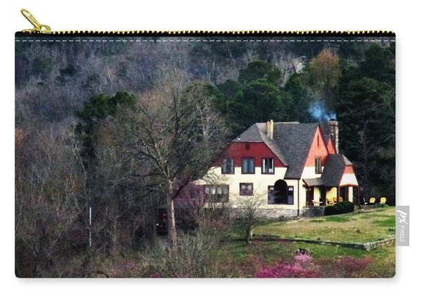 A Home In The Country Carry-all Pouch