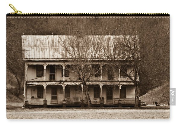 A House From The Past Carry-all Pouch