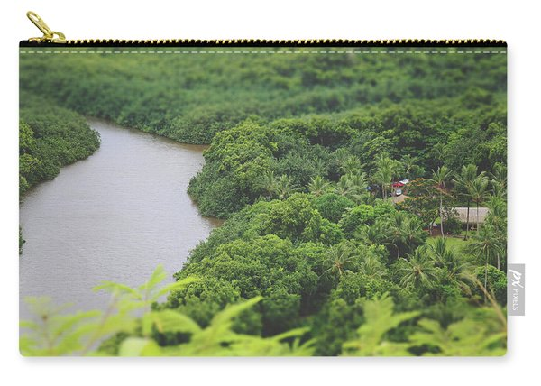 A Jungle Story Carry-all Pouch
