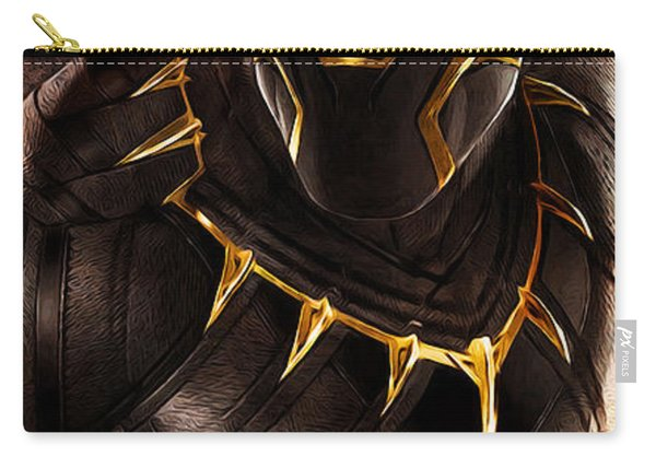 A King Rises Carry-all Pouch