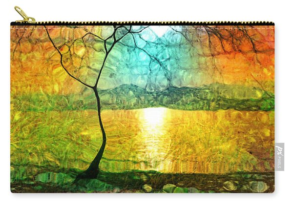 A Light Like Love Carry-all Pouch