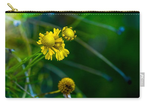 A Little Cheerfulness Carry-all Pouch