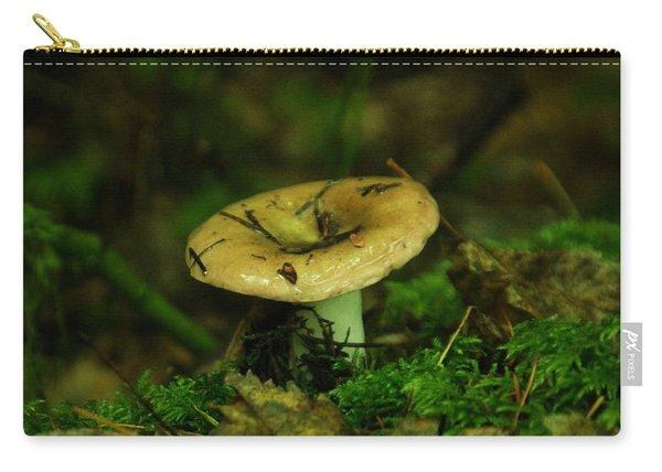A Little Wet Mushroom Carry-all Pouch