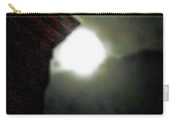 A Lorraine Cornice Moon Carry-all Pouch
