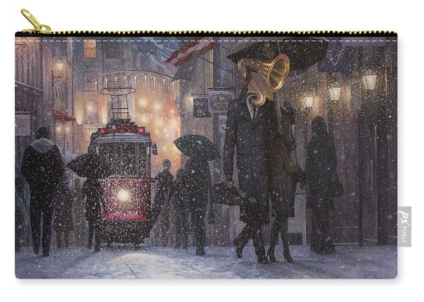 A Midwinter Night's Dream Carry-all Pouch