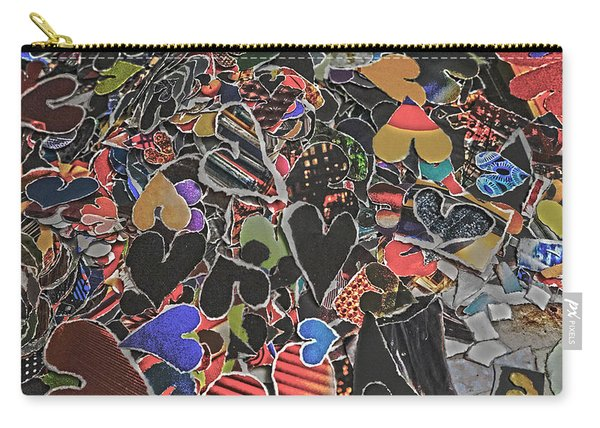 A Million Temples Of Love Minus Some 996452 Carry-all Pouch