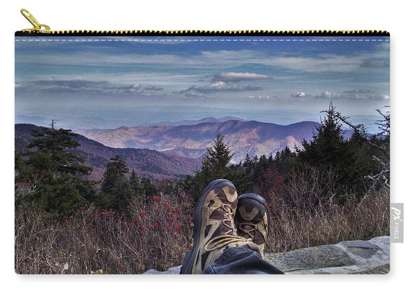 A Moment To Rest Carry-all Pouch