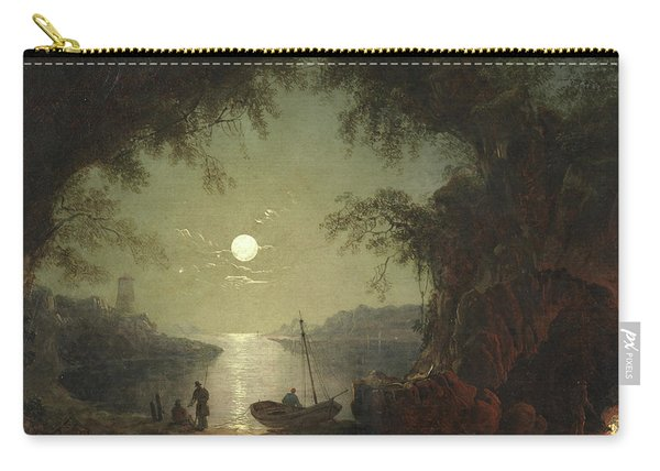 A Moonlit Cove Carry-all Pouch