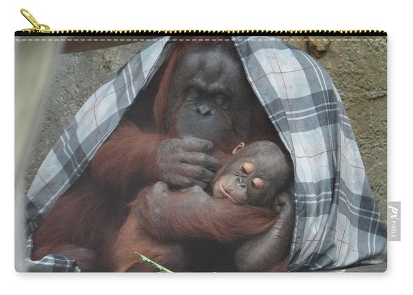 A Mother's Love Carry-all Pouch