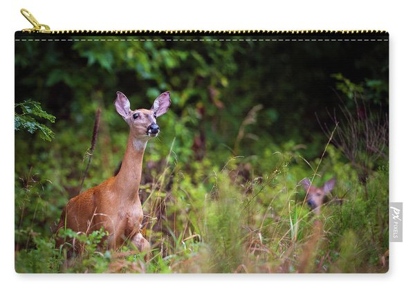 A Mother's Vigilance Carry-all Pouch
