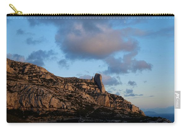 A Mountain With A View Carry-all Pouch
