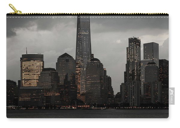 A New York Mood Carry-all Pouch