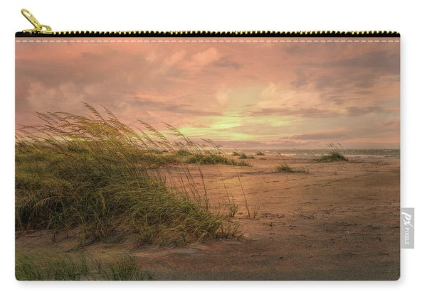 A Painted Sunrise Carry-all Pouch