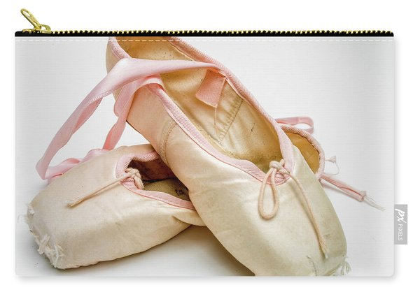 A Pair Of Ballet Shoes Carry-all Pouch
