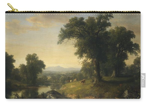 A Pastoral Scene Carry-all Pouch