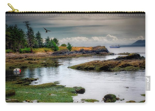 A Peaceful Bay Carry-all Pouch