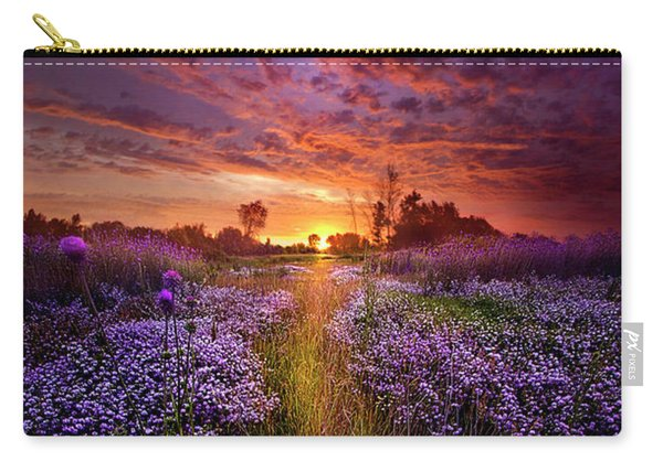 A Peaceful Proposition Carry-all Pouch