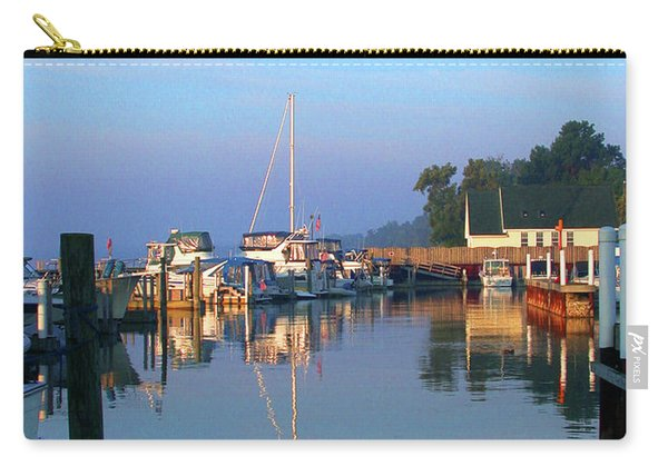 A Perfect Tawas Morning Carry-all Pouch