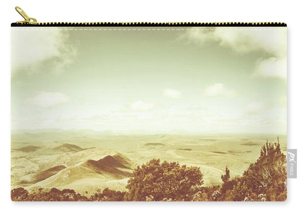 A Piece Of Tasmania Carry-all Pouch