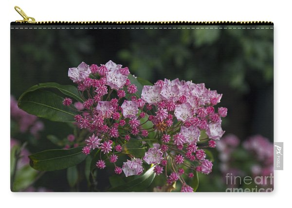 A Pink Bunch Carry-all Pouch