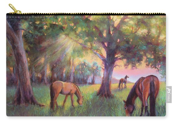 A Place Of Healing Carry-all Pouch