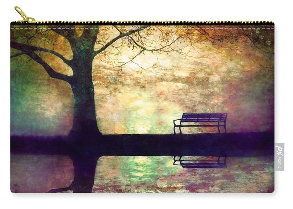 A Place To Rest In The Dark Carry-all Pouch