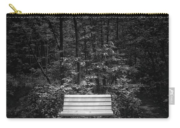A Place To Sit Carry-all Pouch